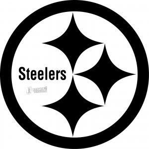 Pittsburgh Steelers Stencil Pittsburgh Steelers Logo Vinyl Car Stickers Car Decals Vinyl