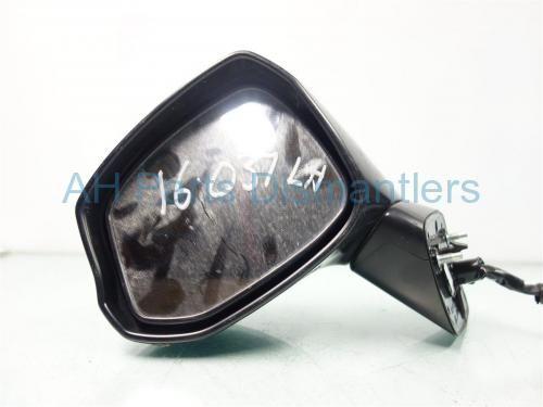 Used 2012 Honda Civic Driver Side Rear View Mirror Has Paint Scratches Urban Titanium 76258 Tr3 A01 76258tr3a01 Purchase Honda Civic Honda Civic Parts Honda