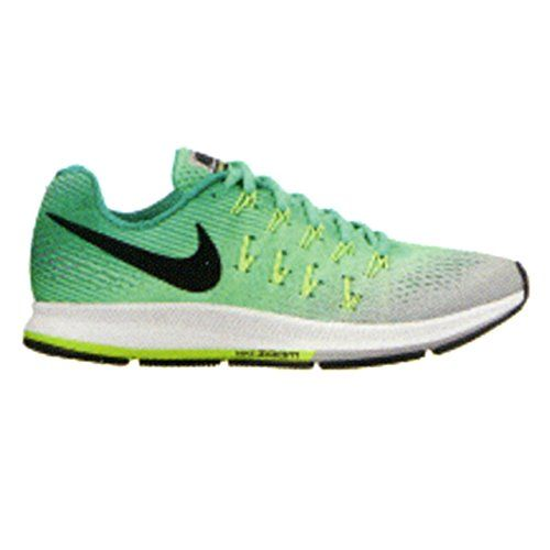 competitive price 1c41a 26327 Nike Air Zoom Pegasus 33 Electro GreenWhiteGhost Green Womens Running Shoes     Read more reviews of the product by visiting the link on the image.