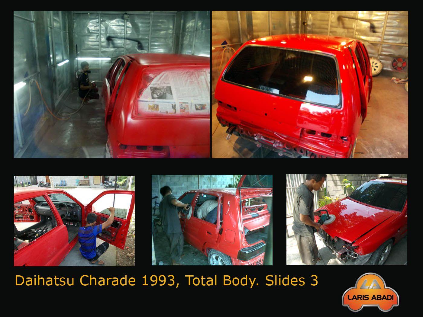 Charade Winner 3 Di 2020 Daihatsu Perbaikan Mobil