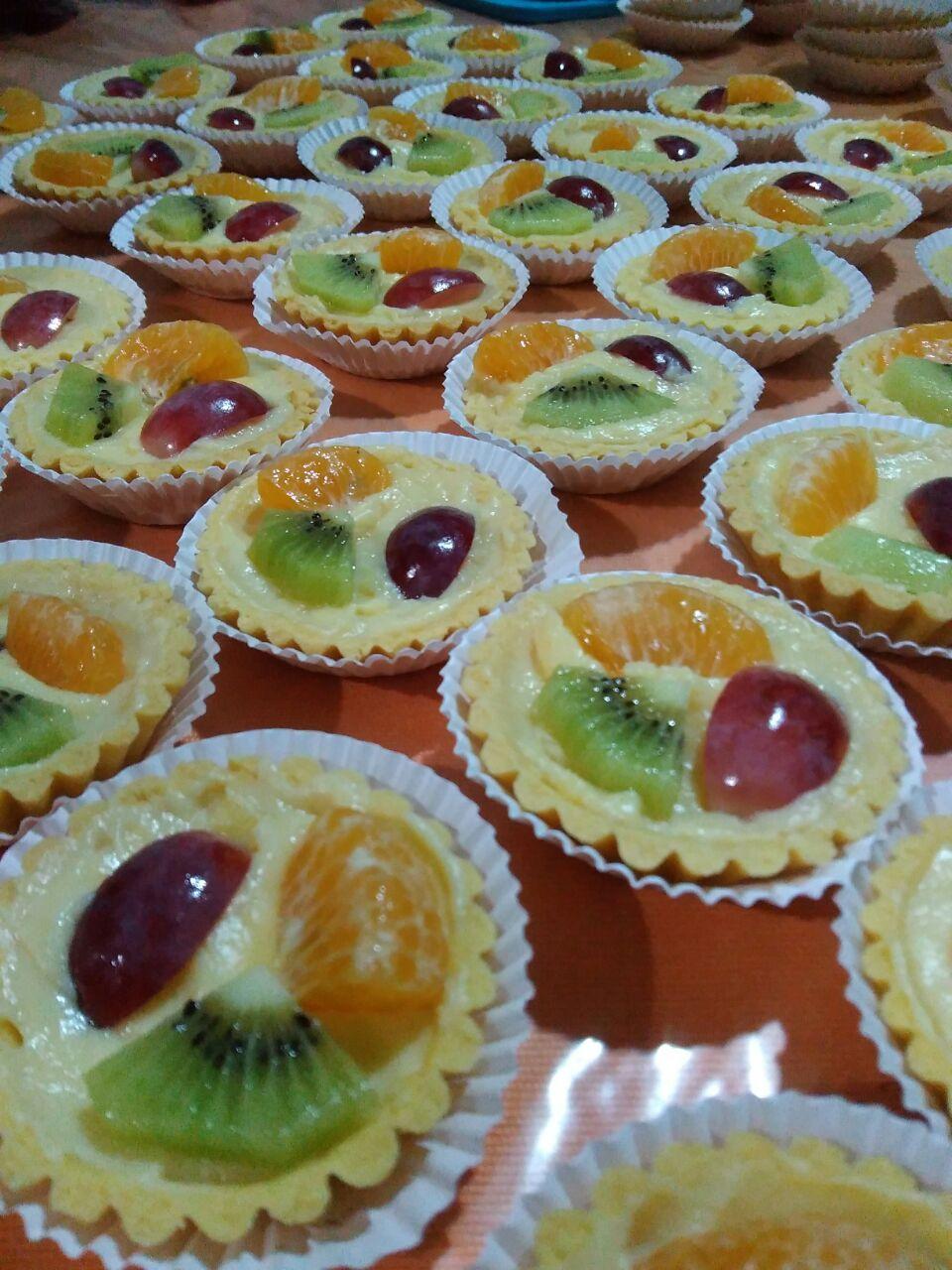 Pie Buah Snack Box Bandar Lampung