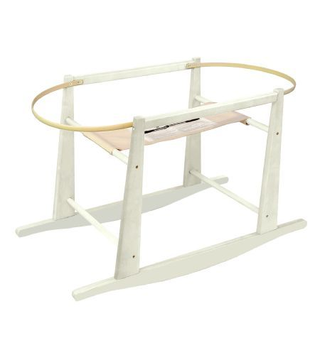 8c67a6e08a4 Jolly Jumper Rocking Basket Stand in White - Bassinet - Canada's ...