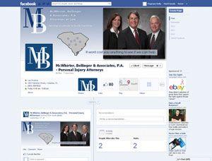 Columbia, SC Personal Injury Attorneys - McWhirter, Bellinger