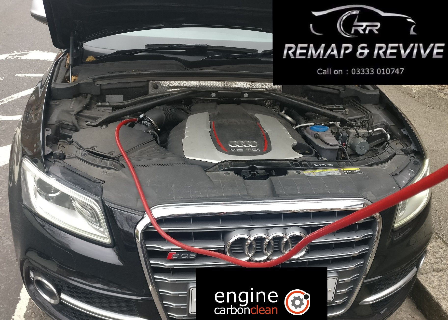 Audi SQ5 having power loss problems  2 garages best