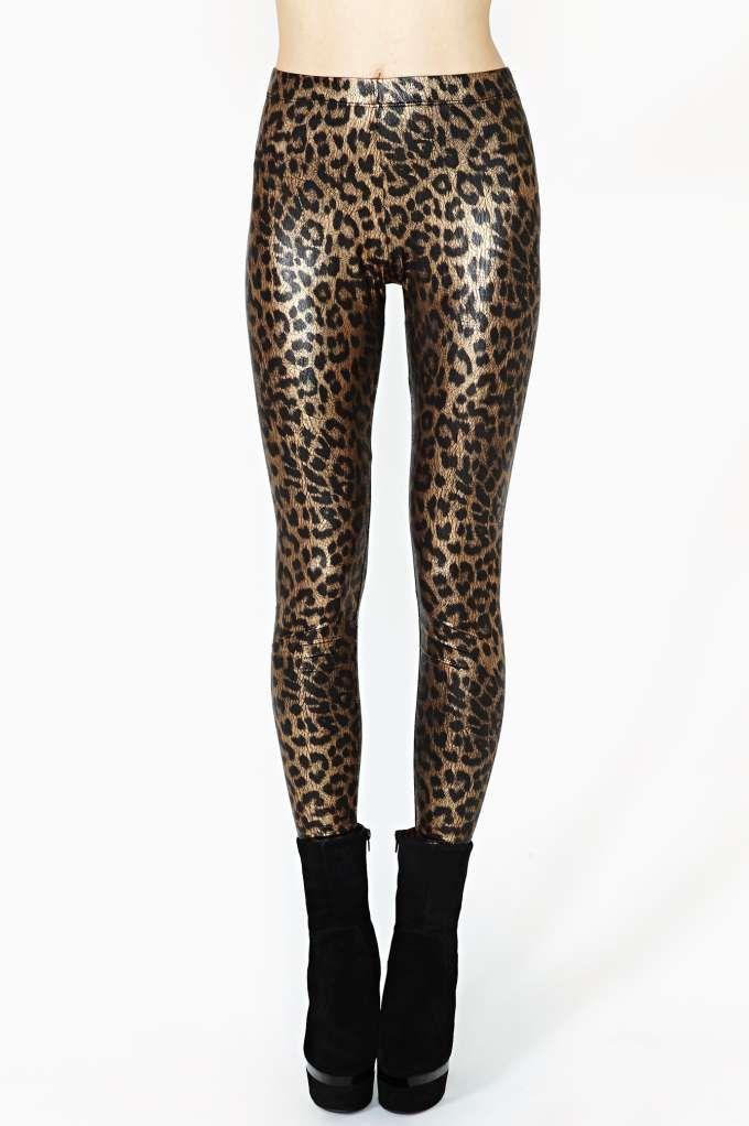 e452b23796d Sleek Cat Legging - Nasty Gal | Leggings, Socks, Tights | Cat ...