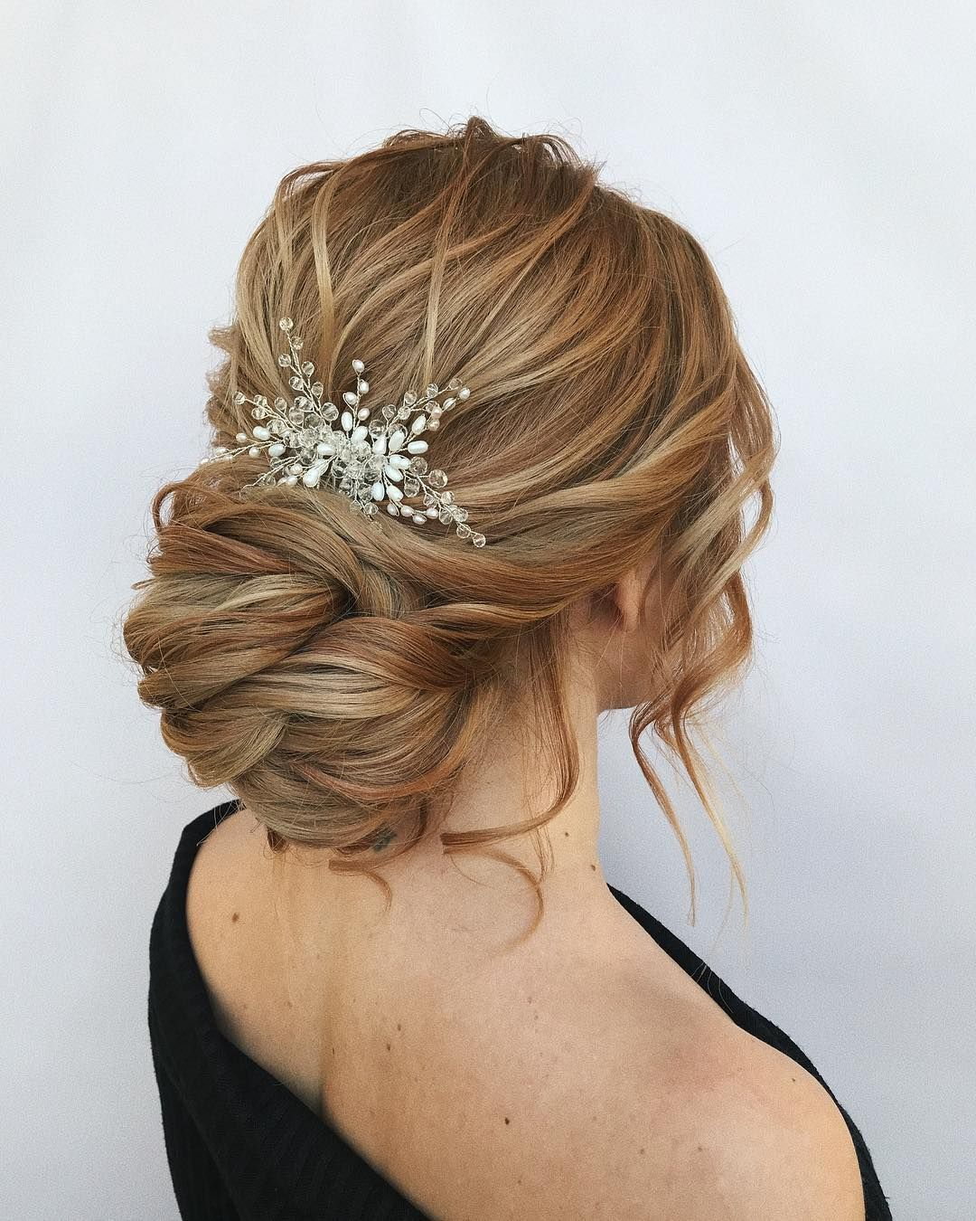 Wedding Hairstyle Lob: Beautiful Wedding Updos For Any Bride Looking For A Unique