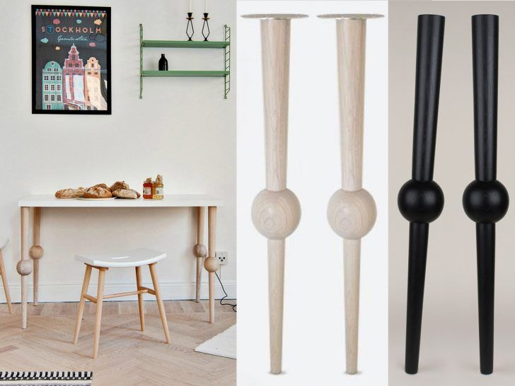 Pieds Table Haute Bois Castorama Pied En Fer Design Leroy Merlin Forge Occasion Ma Selection Ner Rectangulaire Personnali Table Ikea Table A Diner Table En Pin