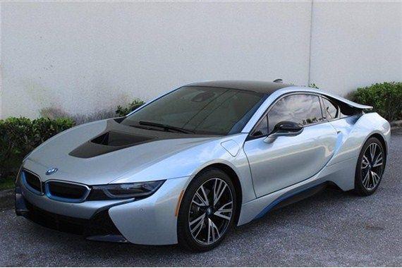 2014 BMW I8 For Sale – Free 4K & 8K UltraHD Desktop