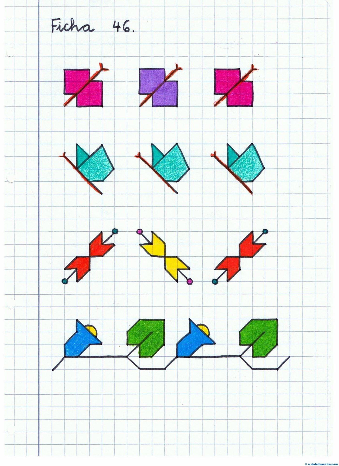 Dibujos Cuadriculados Web Del Maestro Dibujos En Cuadricula Cuadricula Fichas