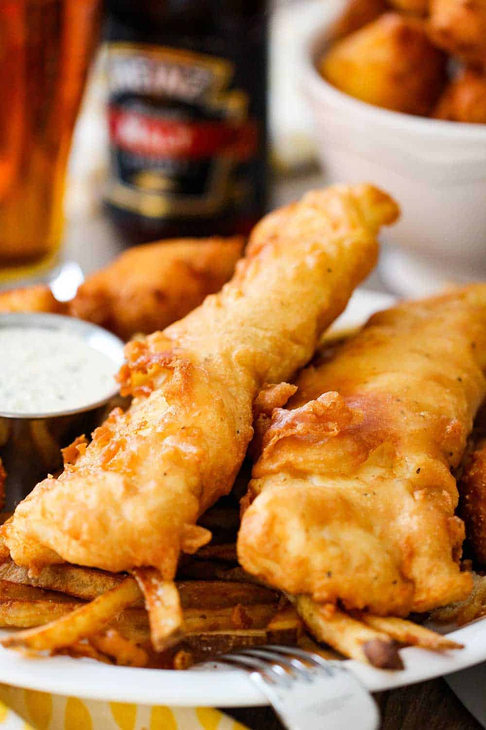 Recette Fish And Chips Jamie Oliver : recette, chips, jamie, oliver, Classic, Chips, Recipe