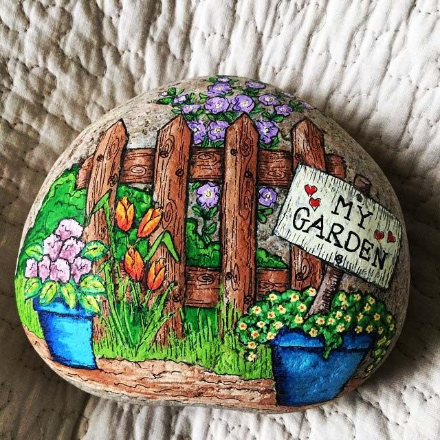 Photo of 100+ Best Painted Rocks That Are Easy and Fun To Do