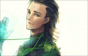 Loki by Waenaglariel