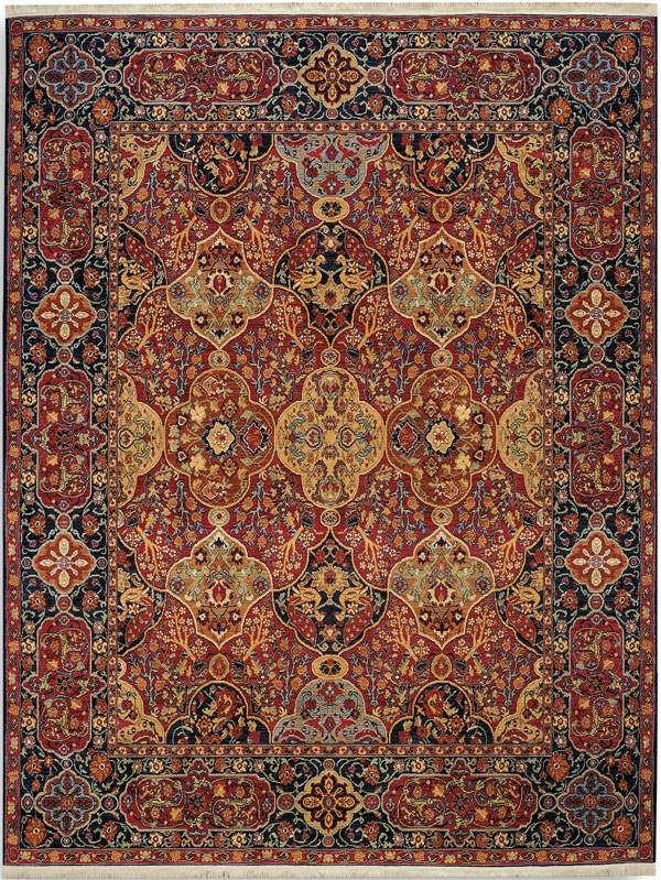 Karastan English Manor Hampton Court Red Area Rugs. If Your Total Purchase  Qualifies, You