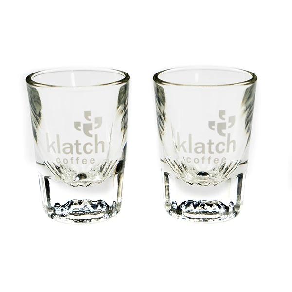 Klatch Shot Glass Set Of 2 Shot Glass Set Shot Glass Glass Set