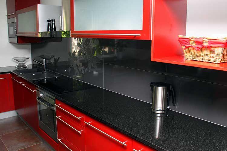 Royal Black Granit Arbeitsplatten    wwwgranit-arbeitsplatten - granit arbeitsplatten küche