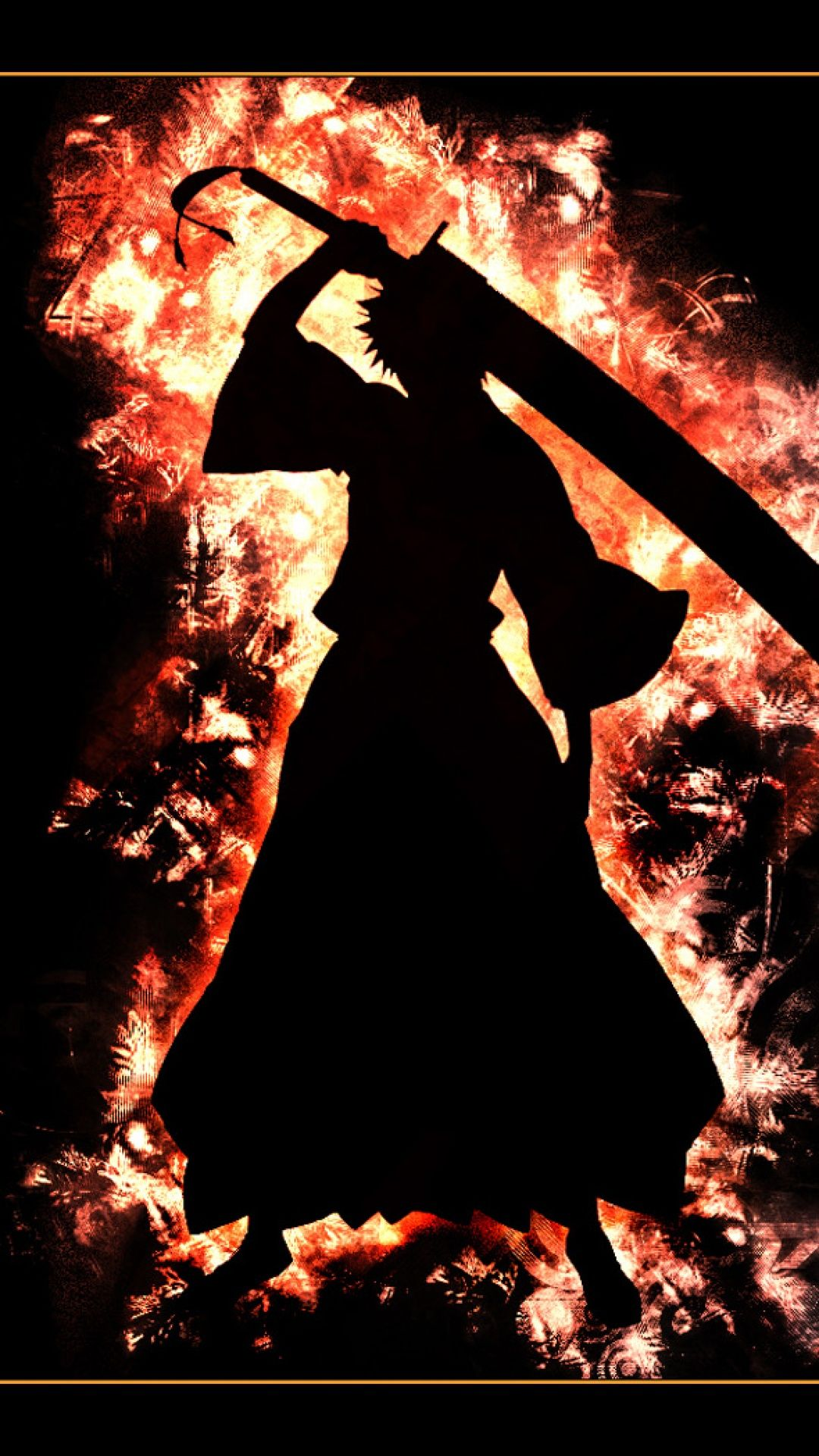 Hd Bleach Iphone Wallpaper Anime Wallpaper Iphone Bleach