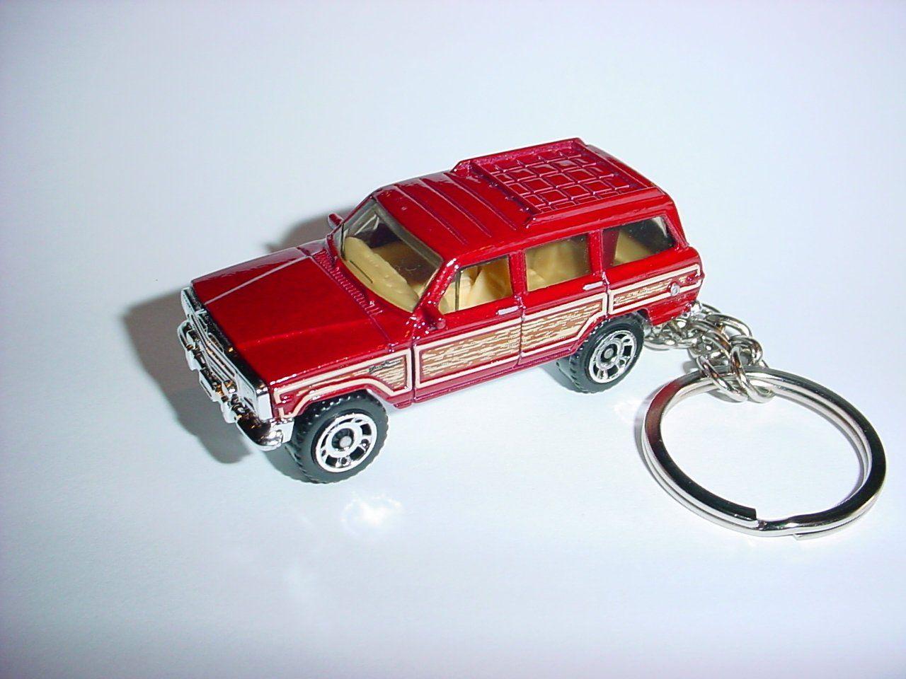 3d Jeep Cherokee Wagoneer Custom Keychain By Brian Thornton