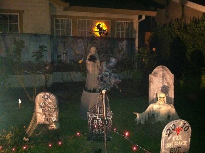 Light up your graveyard