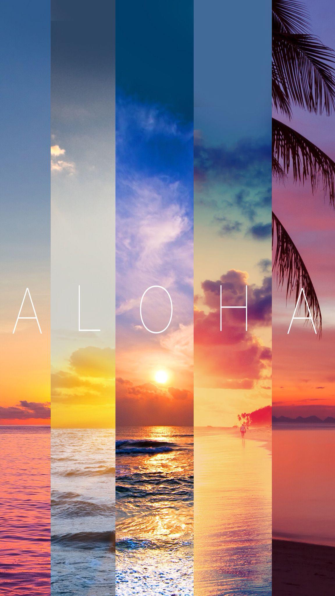 Aloha Hawaii Summer Wallpaper Wallpaper Iphone Summer Summer Backgrounds
