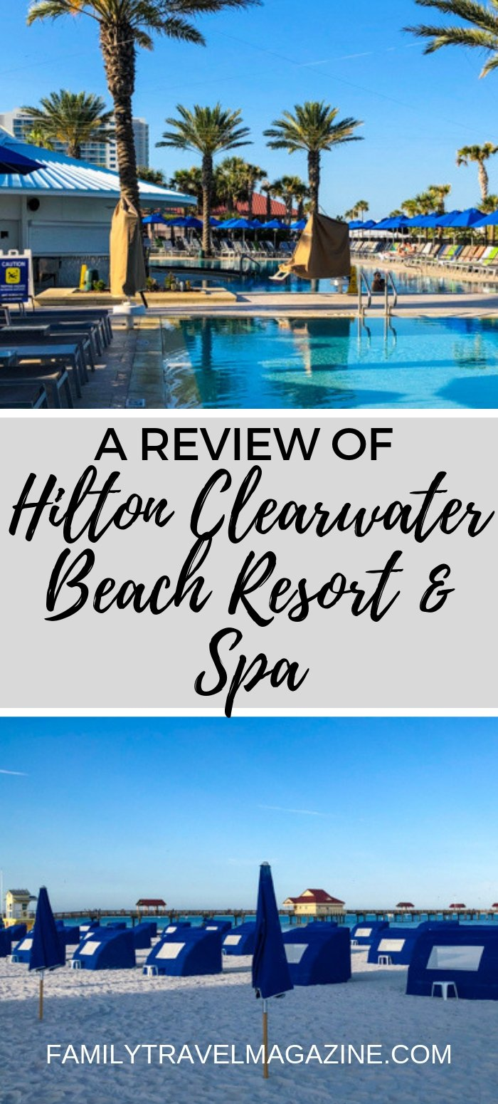 Review Of The Hilton Clearwater Beach Resort Spa Clearwater Beach Resorts Clearwater Beach Florida Hotels Clearwater Beach Hotels