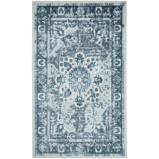 Copper Grove Oeynhausen Faded Geometric Area Rug 8 X 10 Grey Gray Products In 2019 Mohawk Home Area Rugs For Sale Colorful Rugs
