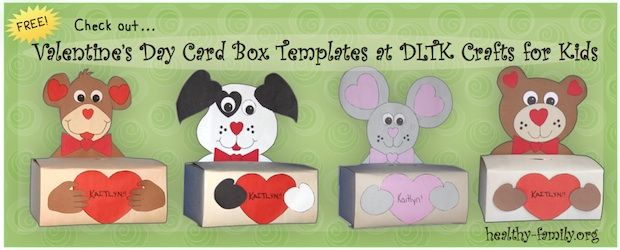 17 Best images about Valentine Boxes – Valentine Card Box