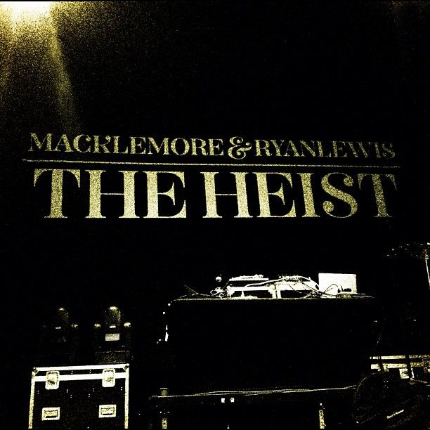 Macklemore & Ryan Lewis - The Heist Seriously a great album!!