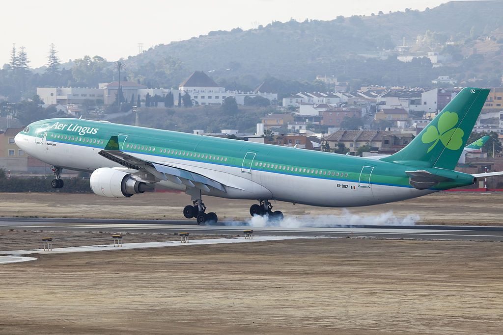 Aer Lingus Fleet Airbus A330 300 Details And Pictures