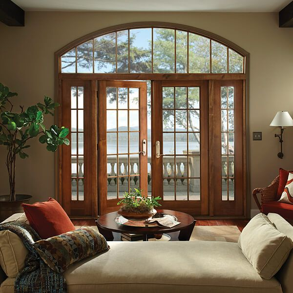 Windows Ideas Learning Ply Gem Patio Doors Condo Living Room Glass French Doors