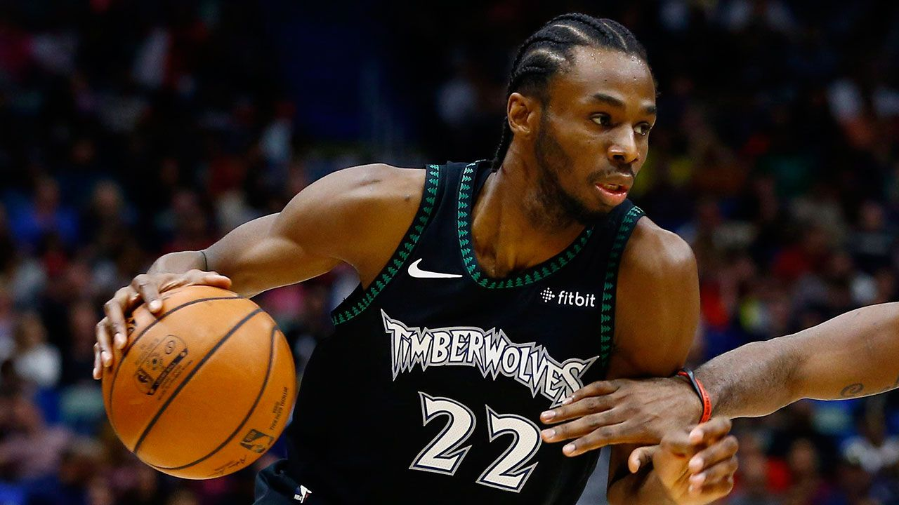 Andrew Wiggins emerging at ideal time for Canada's Olympic