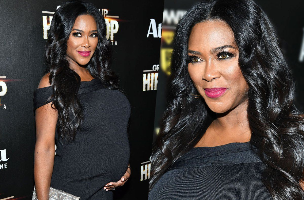 Kenya Moore Shares Scary Update On Delivery Of Baby Daly