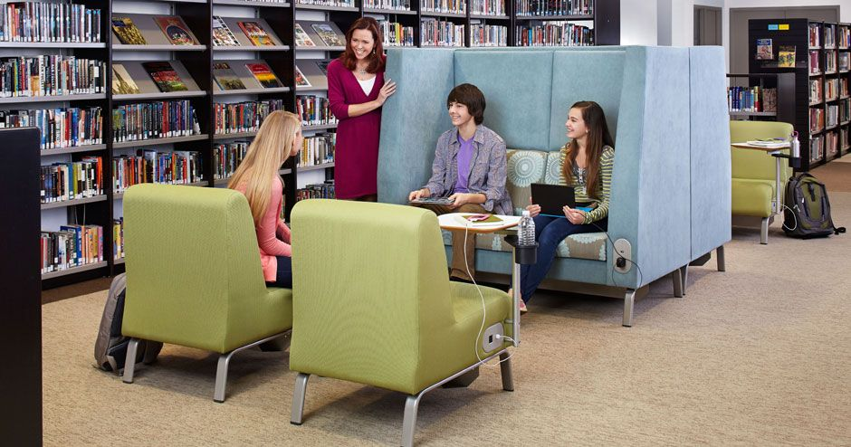 Modern Classroom Chairs : Bretford focuses on furniture for the modern classroom and