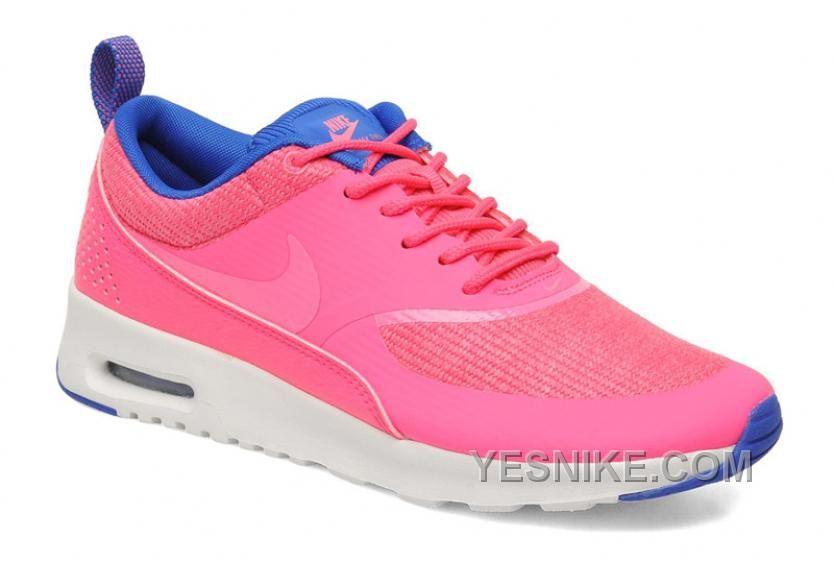 Big Discount  66 OFF Soldes Top Achats Nike Air Max Thea Premium Femme Baskets Hypr RoseRose Glow Soldes