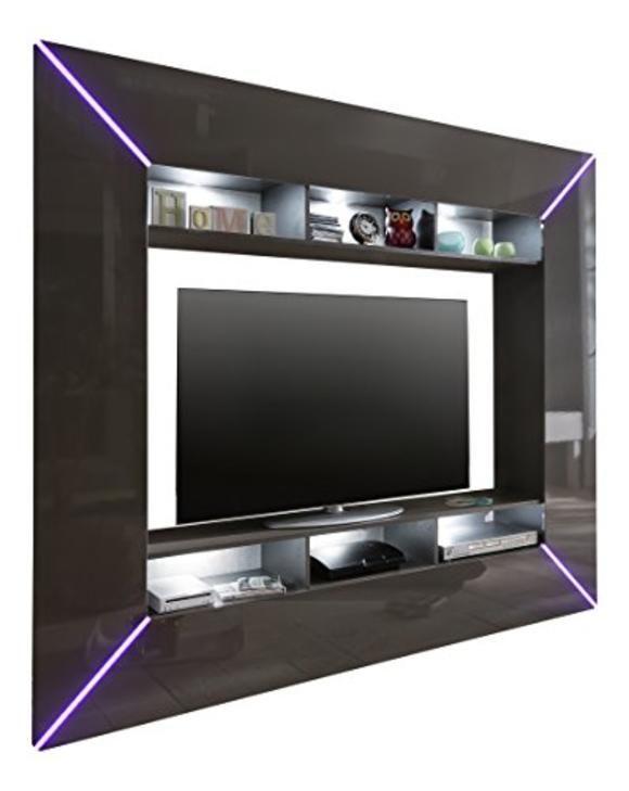 billig tv mbel grau hochglanz - Tv Grau Beige