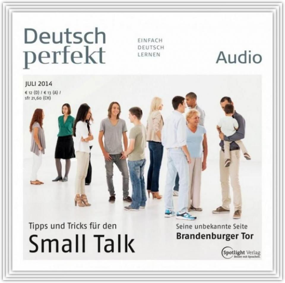 Mini-subscription Audio (audio CD) | Spotlight Verlag Abo & Shop