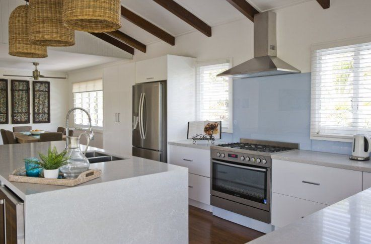 Masters Kitchens - This Hampton kitchen belongs to House Rules ...