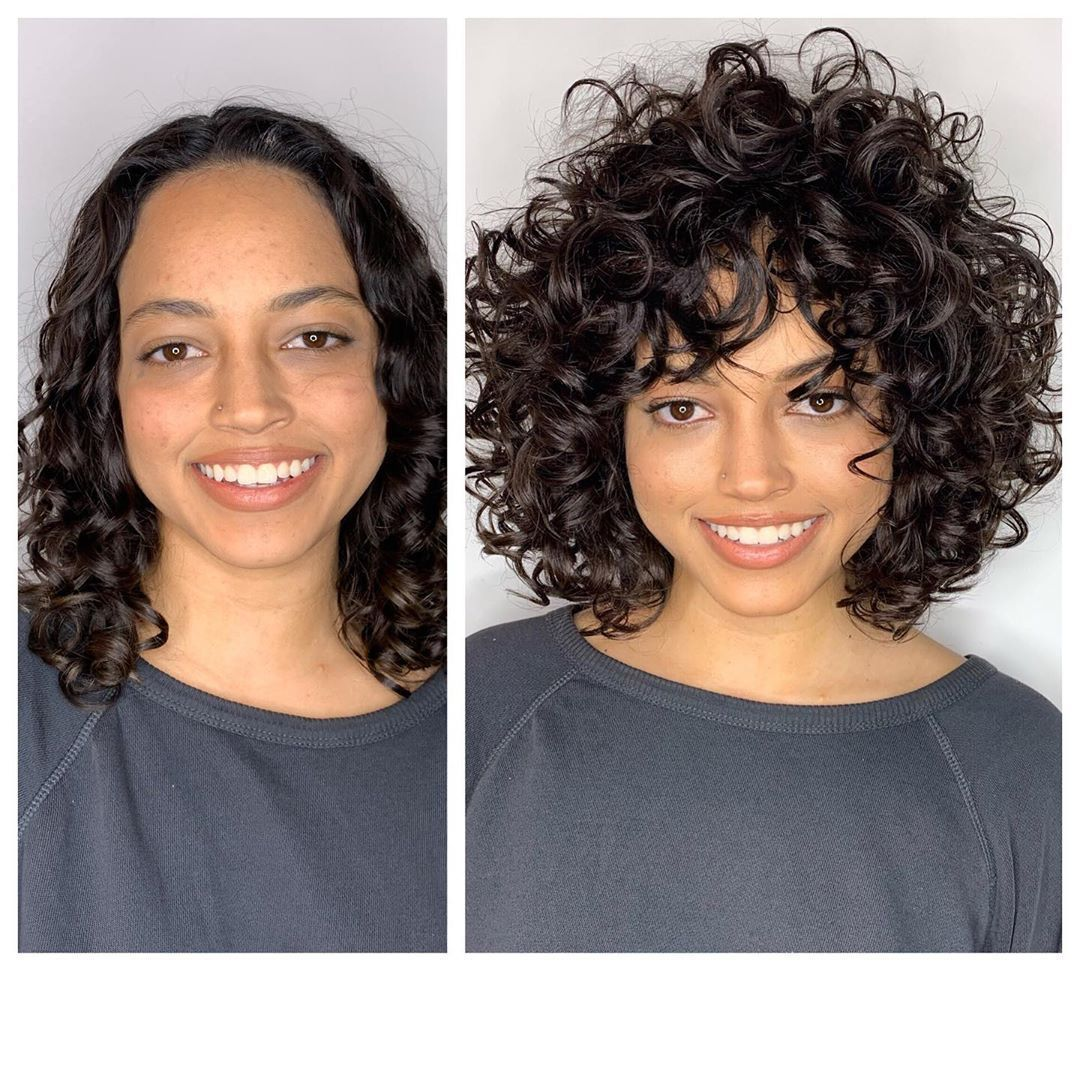 Notitle Hairstyles For Receding Hairline Curly Hair Styles Curly Hair Styles Naturally