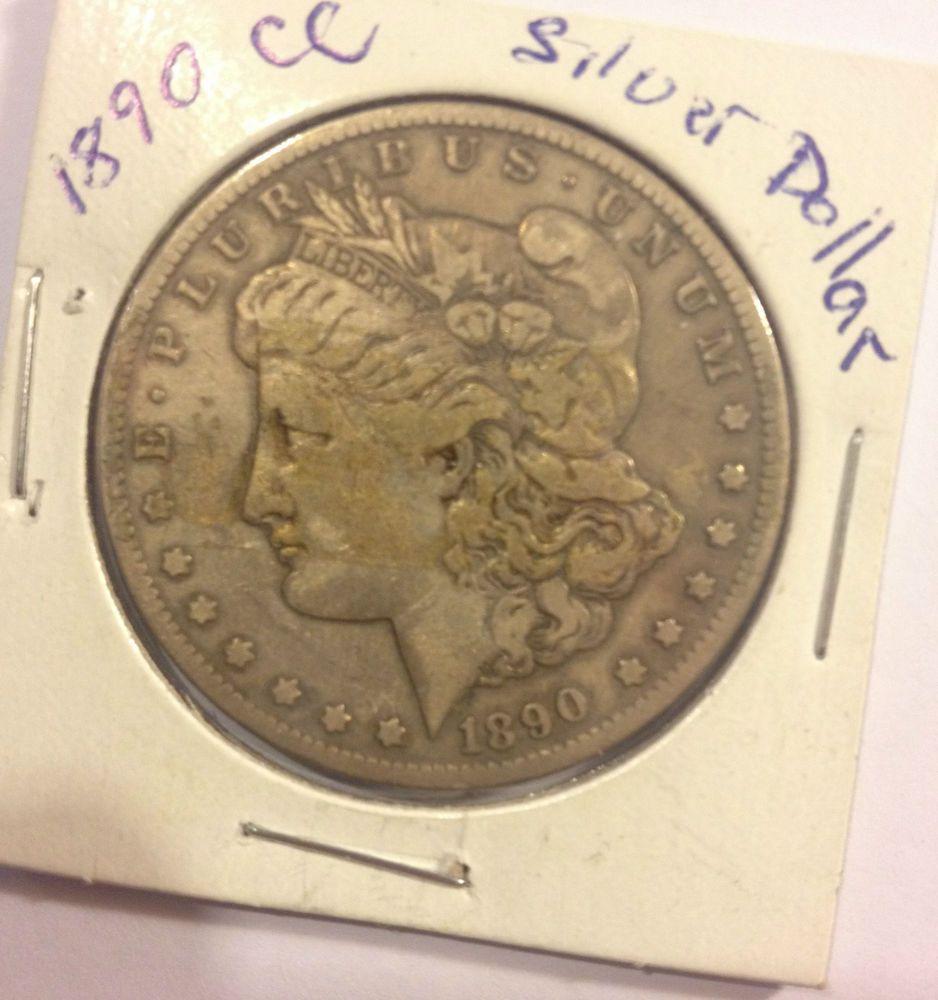 1879CC 1 Silver DollarXF, detailsCarson City