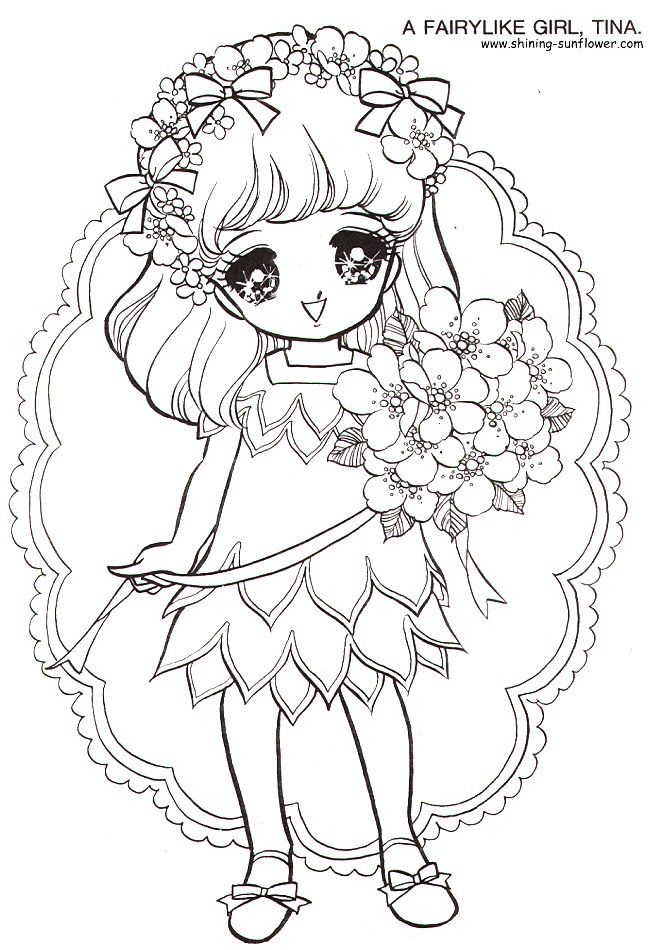 Sunflower Coloring Book Pages Coloring Books Cute Coloring