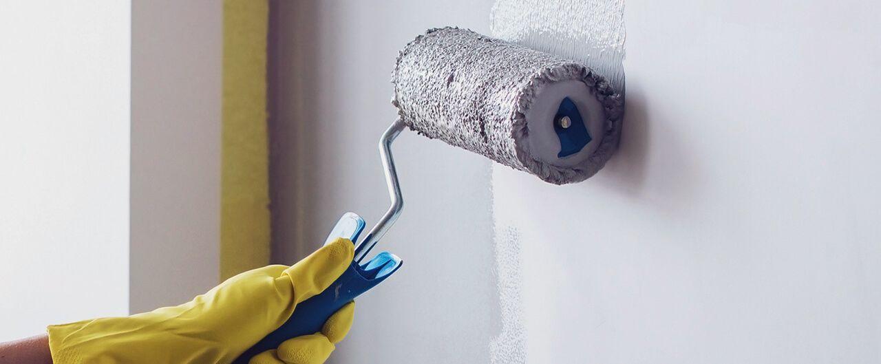 Preparar e pintar paredes interiores reforma pinterest - Pintar paredes interiores ...
