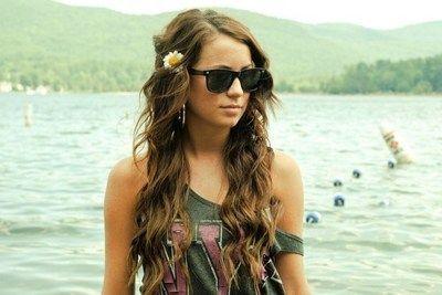 i want long hair! ughhh.