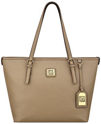 Anne Klein Perfect Medium Tote - Sale & Clearance - Handbags & Accessories - Macy's