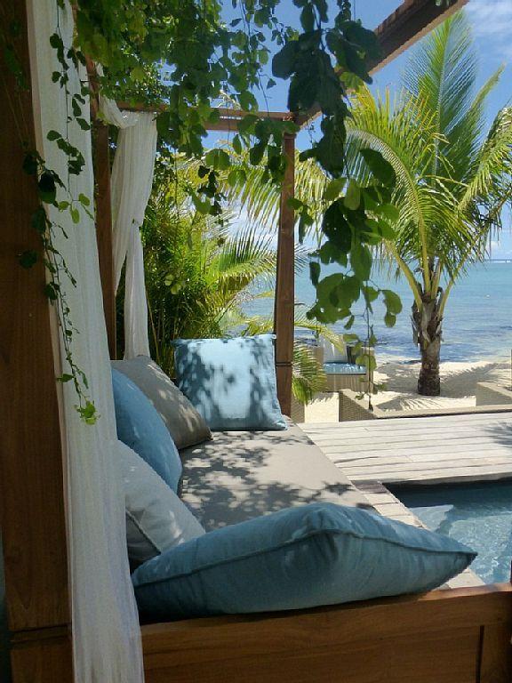 Villa Pereybere, Ile Maurice #vacances #piscine #mer #farniente