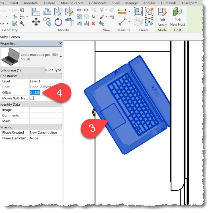 Best Practices for RPC people in Revit - Enscape | How To