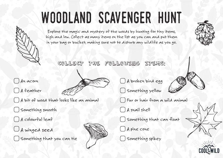 Scavenger Hunt Ideas To Get Your Kids