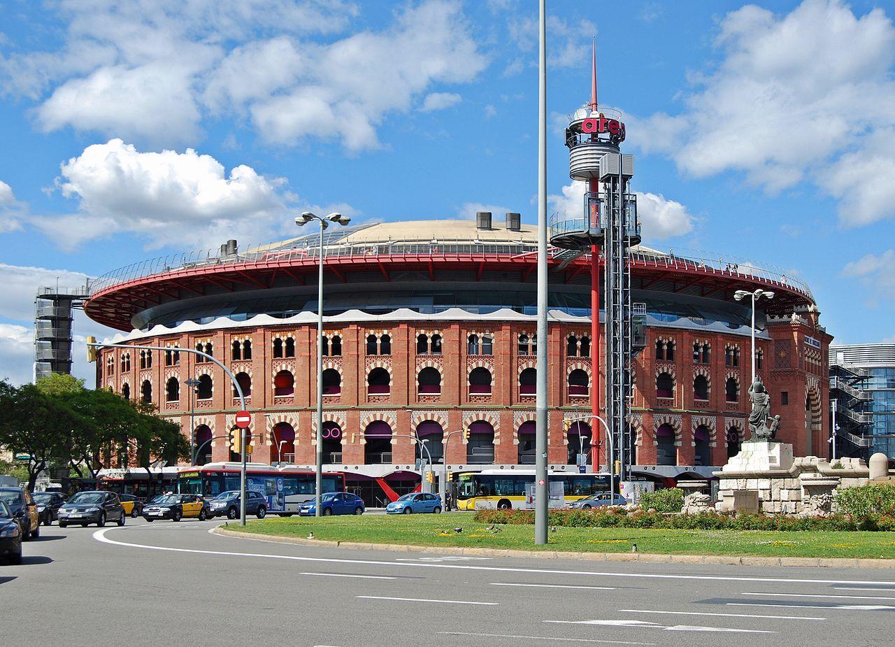 Plaza De Toros De Las Arenas Hopkins Architects Barcelona Las Arenas