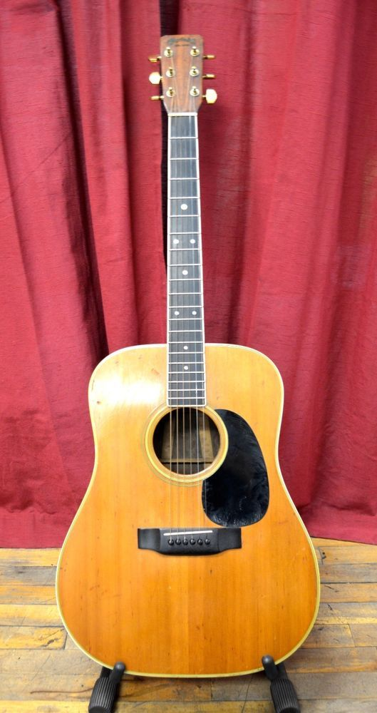 Vintage 1968 Martin D 35 Brazilian Rosewood Acoustic Guitar With Case Musical Instruments Gear Vintage Musical Instru Guitar Martin Guitar Acoustic Guitar
