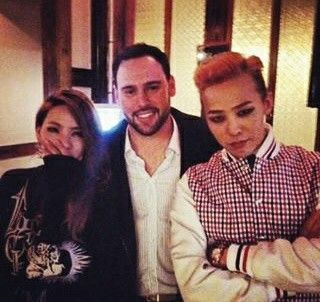 Pin by xeime on g dragon pinterest g dragon and cl got a chance to meet up with scooter braun in seoulooter braun manages not only psy but also justin bieber carly rae jeps m4hsunfo