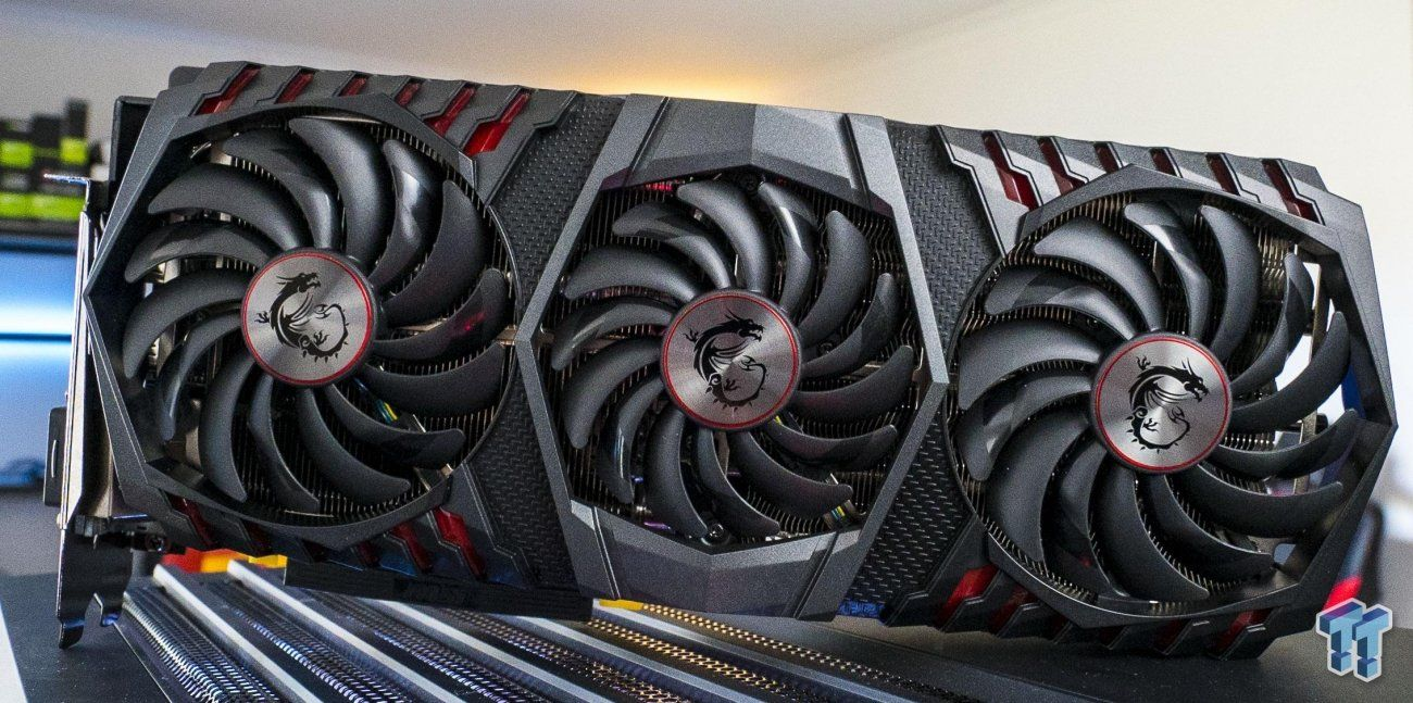 Msi Geforce Gtx 1080 Ti Gaming X Trio Unboxed Graphic Card Msi Unboxing