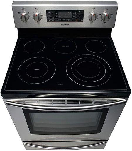 Cocinas Electricas | Cocinas Electricas Samsung Ftq387 Domoking Cocinas Pinterest